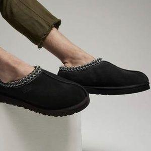 UGG Tasman Slippers Black Color Size 6